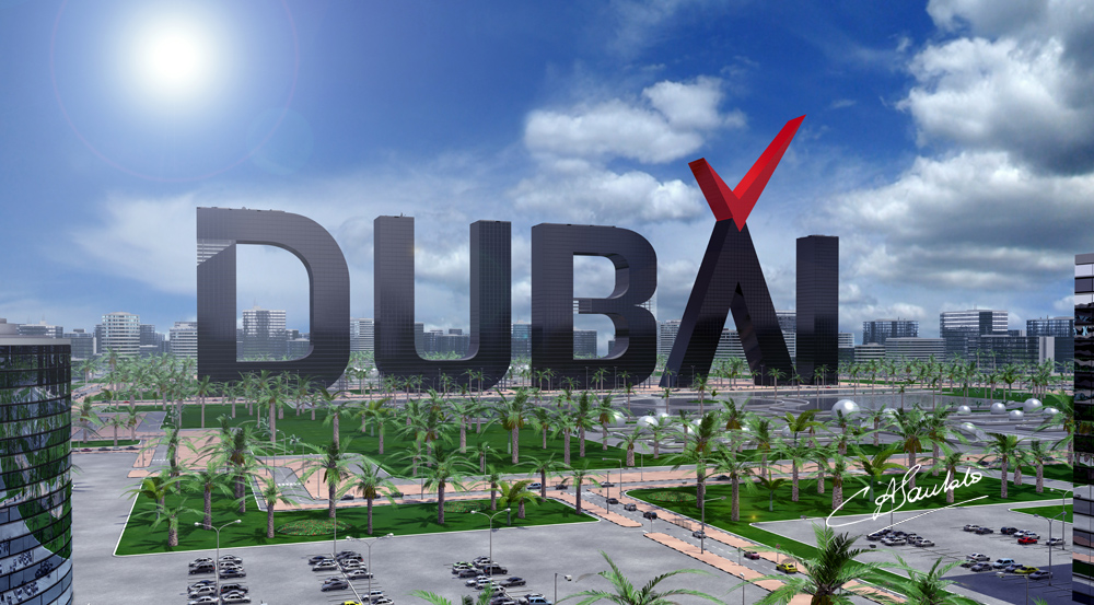 Dubai Letter project