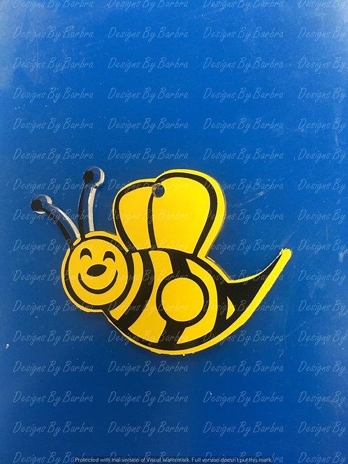 Bee Monogram