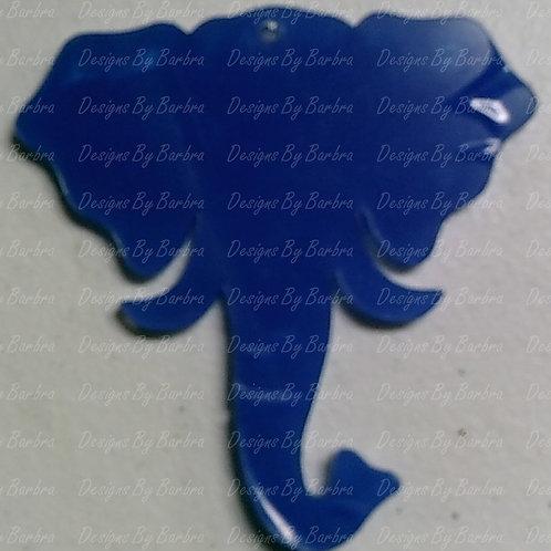 Alabama Elephant Head