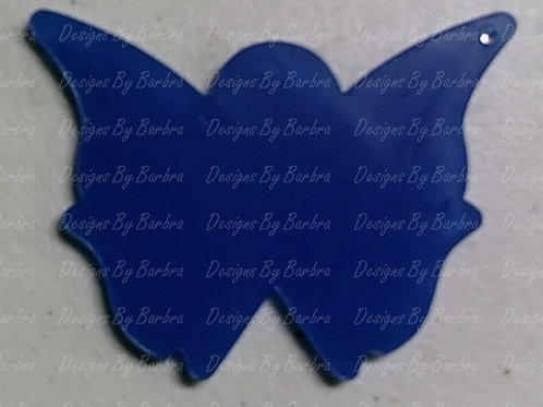 Awareness Butterfly with Ribbon