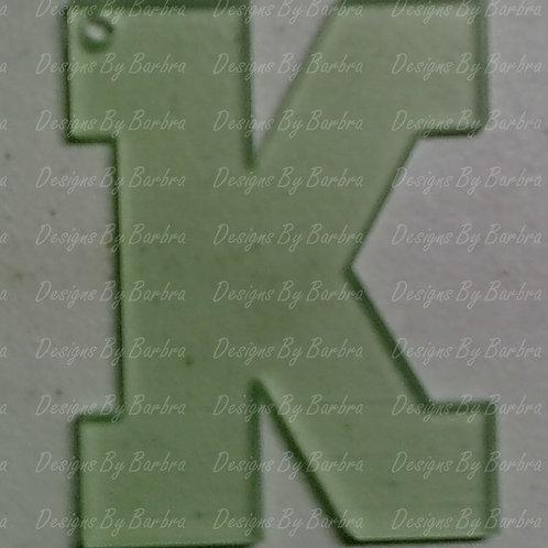 Varsity K