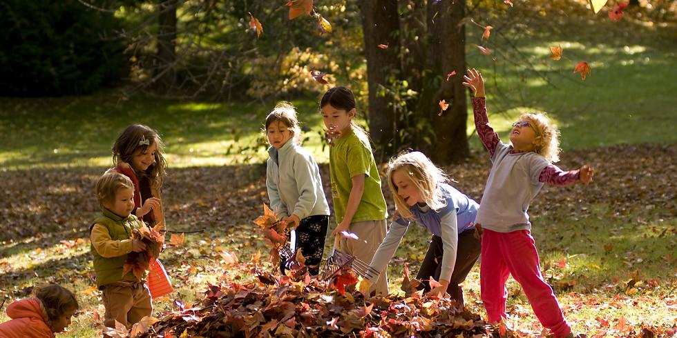 Fall Break Kids Camp!