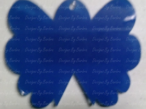 Fibromyalgia Awareness Butterfly