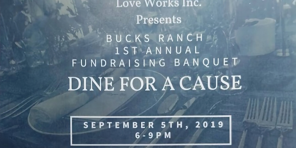 Dine For a Cause - Fundraising Banquet
