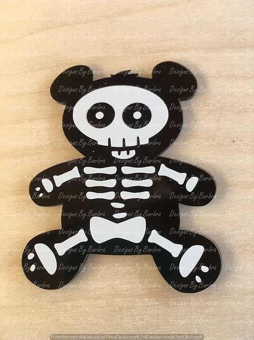 Skeleton Bear