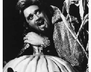 Wolfman Jack on WWON Every Halloween!