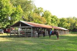 Covered Stalls 2