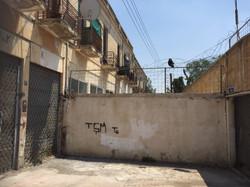 Nicosia - Lukket gade