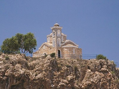 Sct. Elias kirken Protaras