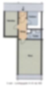 2 værl. - Lundingsgade 31-33, lejl. X08.