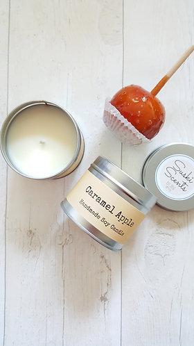 Caramel Apple Soy Candle