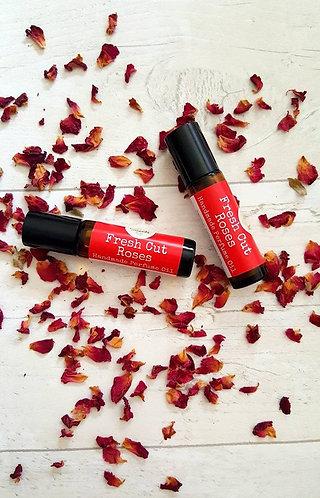 Fresh Cut Roses Perfume Oil