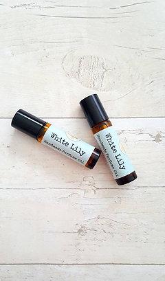 White Lily Perfume Oil