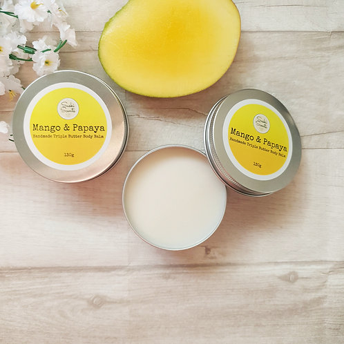 Mango & Papaya Body Balm