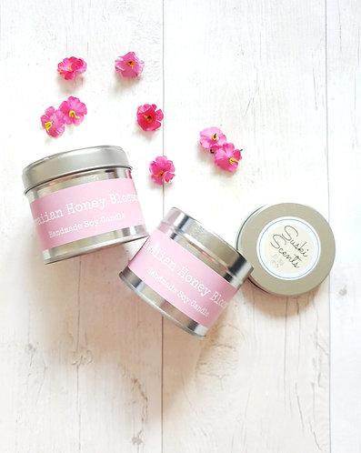 Hawaiian Honey Blossom soy candle
