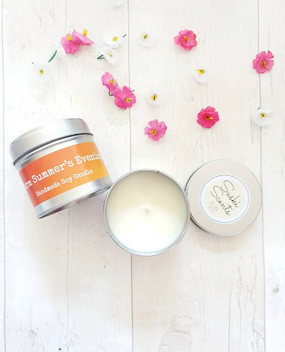 Warm Summer's Evening Soy Candle
