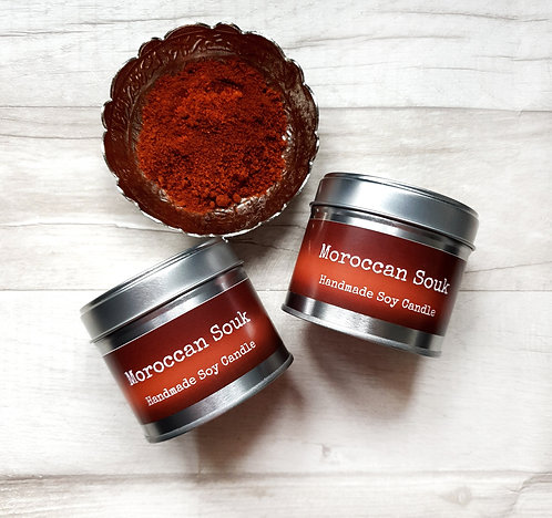Moroccan Souk Soy Candle