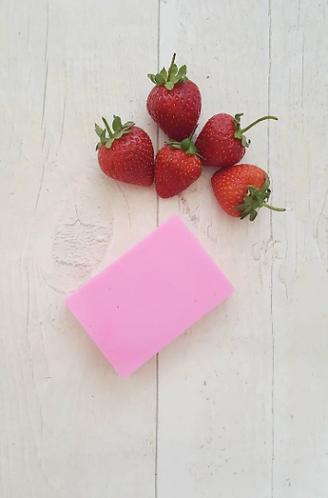 Strawberry Jam Soap Bar