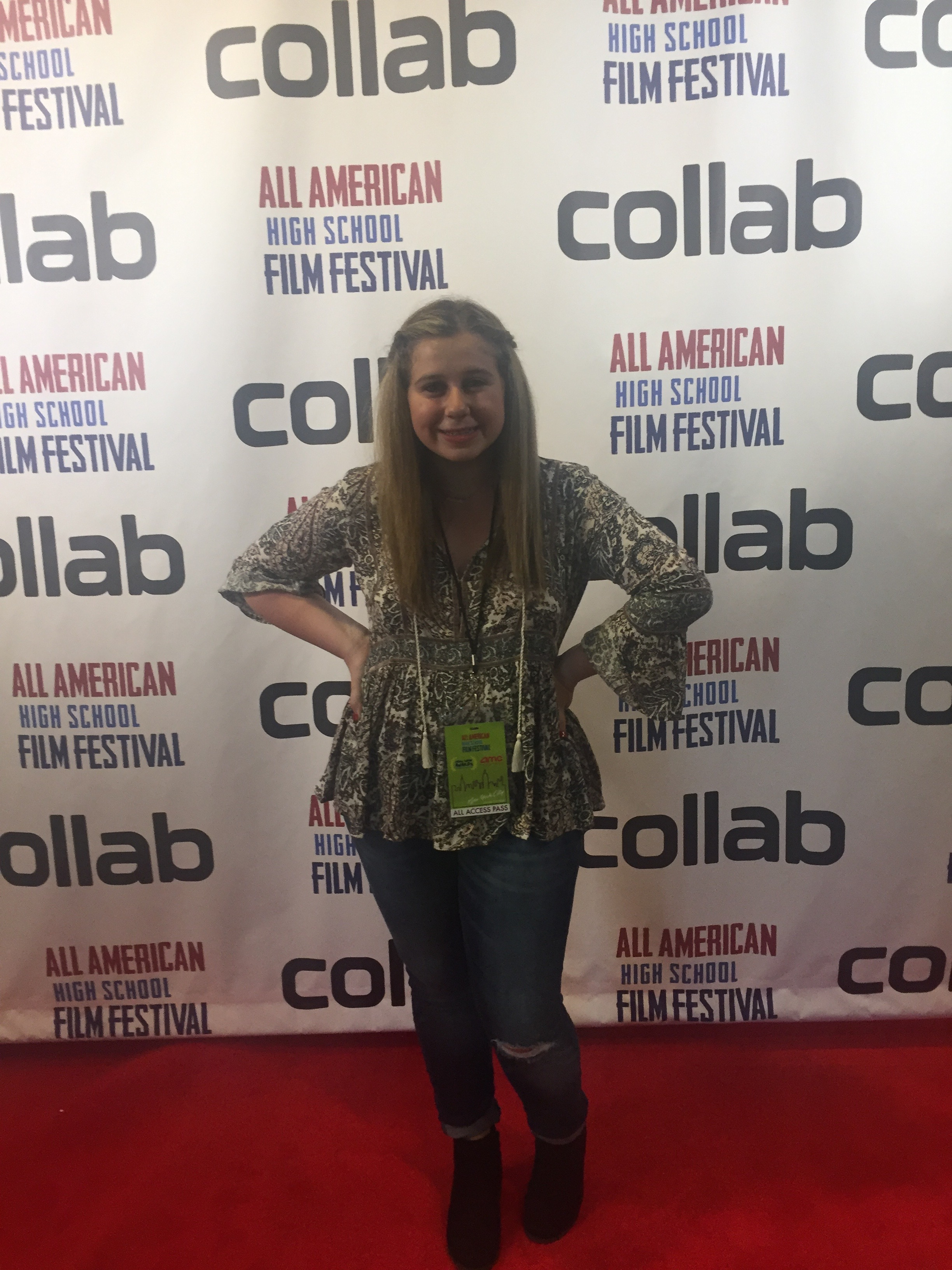 All-American HS Film Festival in NYC