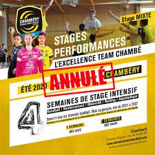 STAGES PERFORMANCES TEAM CHAMBE