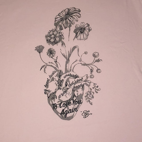 """To Love You Again"" Tee"