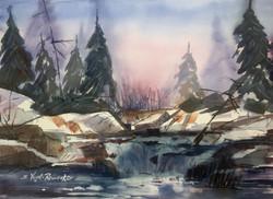 Winternebel