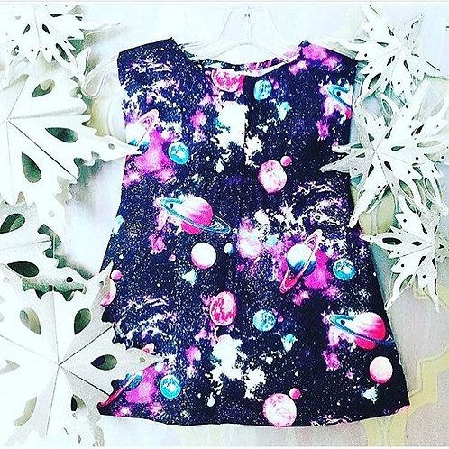 Space dress