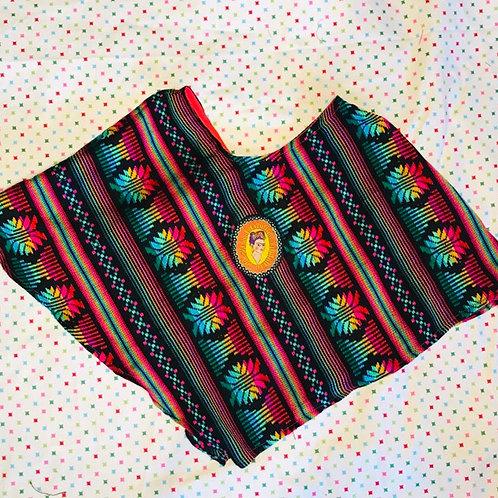 Frida poncho