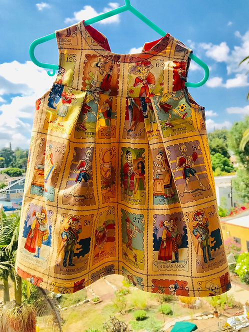 lotería dress