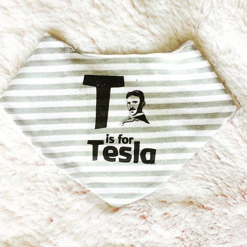 Tesla bib