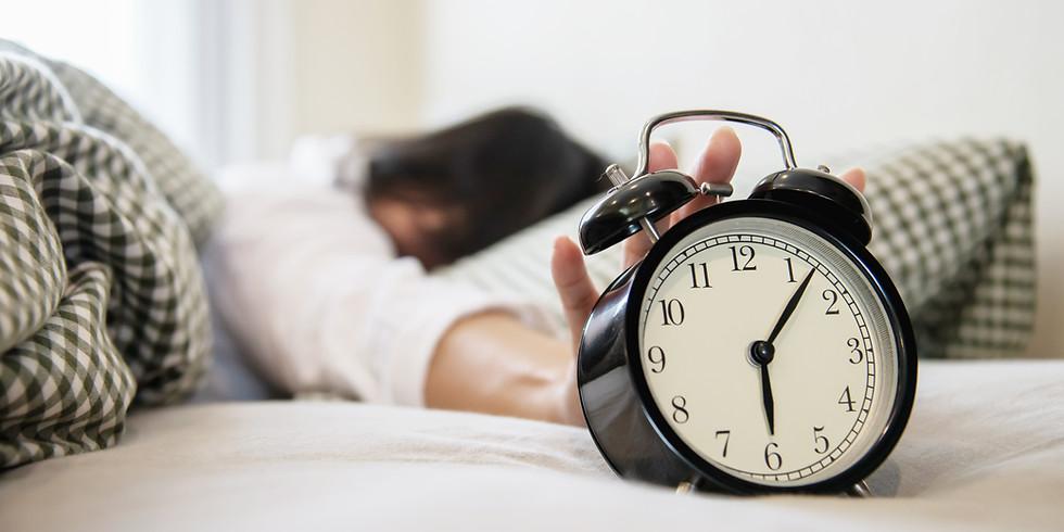 Wenn man vom Schlafen nur träumen kann