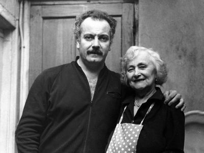 Saam chanteur âge origine chanson couple uber chanteur brassens officiel Georges Brassens et Jeanne Planche