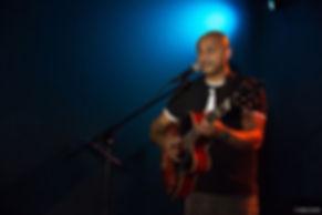 Saam Chansons guitare la belle maison bagnolet