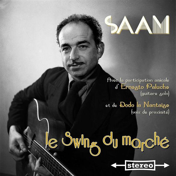 Django Reinhardt Saam Jean-François Copé guitare manouche