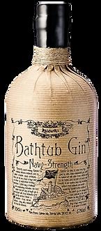 Bathtub navy strength