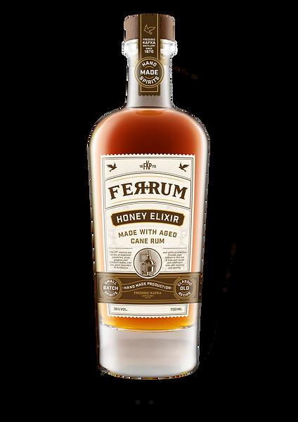Ferrum honey elixir