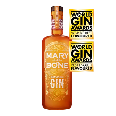 Marylebone_Award-winning_Orange_Geranium