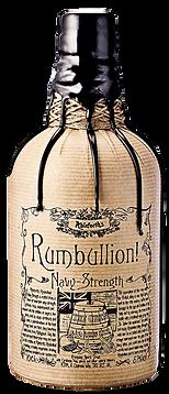 Rumbullion navy strength