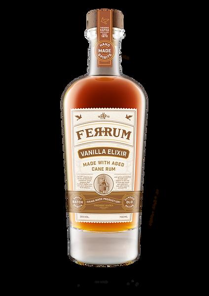 Ferrum vanilla elixir