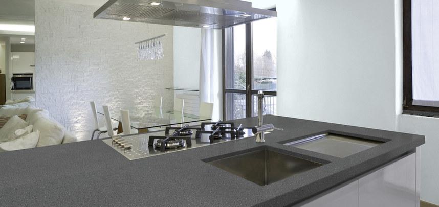 Arbeitsplatte Granito Anthrazit (4288) - KAINDL