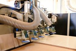 Vollautomatische Nesting CNC Maschine