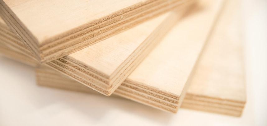 Sperrholz Pappel