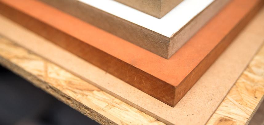 Holzwerkstoffe ROH
