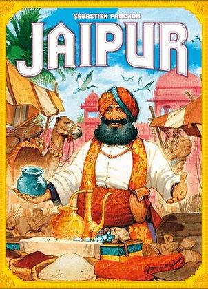 Jaipur משחק קלפים לזוג לשני שחקנים לשניים משחק סחר מדעי הלוח