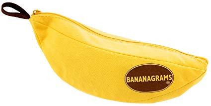 Bananagrams word game בננהגראמס אנגלית מדעי הלוח