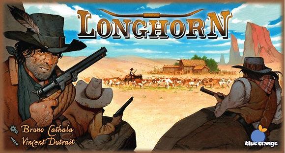 Longhorn מדעי הלוח משחק לזוג לשניים משחק לוח