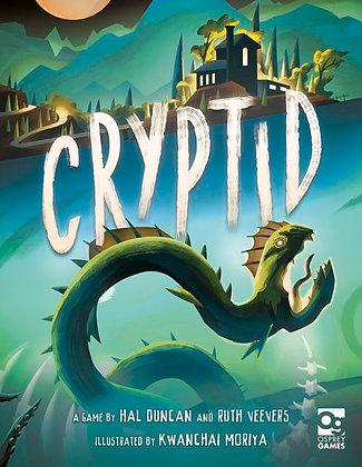 Cryptid משחק קופסא של דדוקציה מדעי הלוח