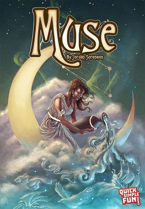 Muse board game מוזה משחק קופסה דיקסיט קבוצה מדעי הלוח