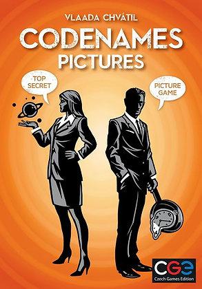 Codenames Pictures שם קוד תמונות