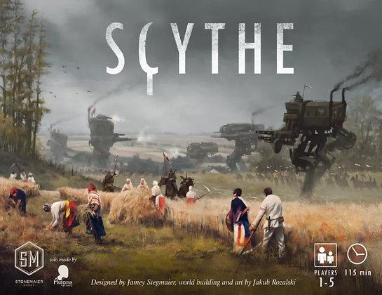 Scythe board game סיית' משחק קופסה לקנות